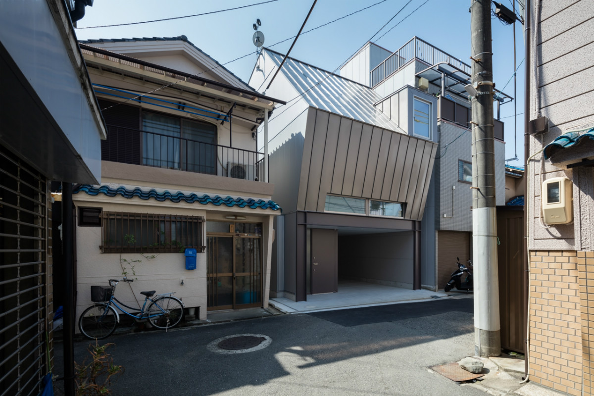鶴見区の家